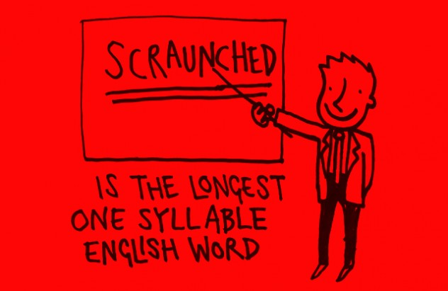 Scraunched