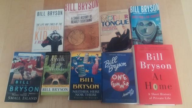 Bryson Books