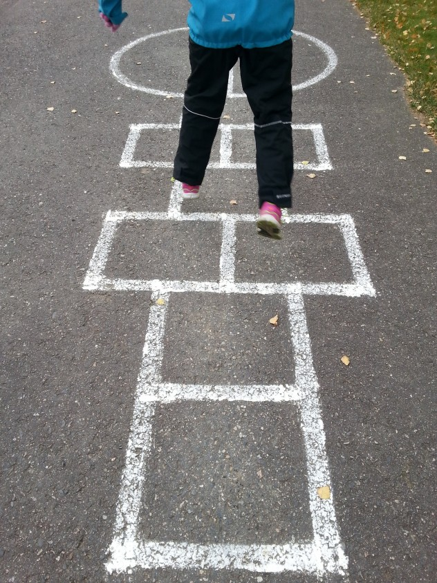 hopscotch #imaginED