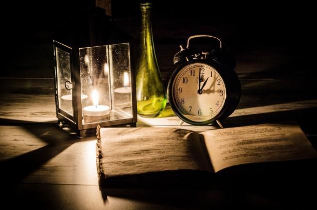 clock & desk #imaginED